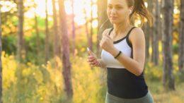 Jogging für eine bessere Gesundheit